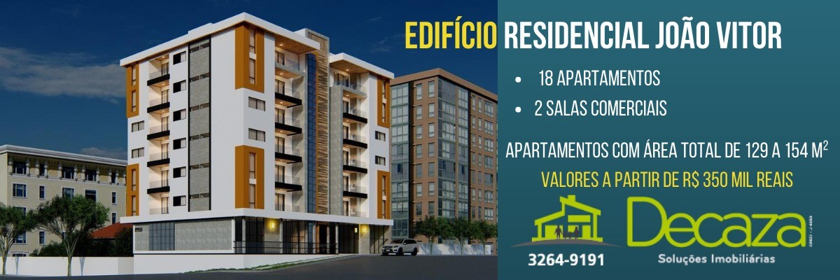 EDIFÍCIO RESIDENCIAL JOÃO VITOR